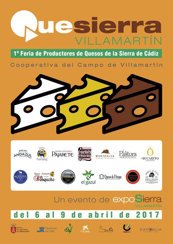 cartel feria quesierra